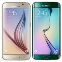 Samsung's Galaxy S6 and Galaxy Edge 6.