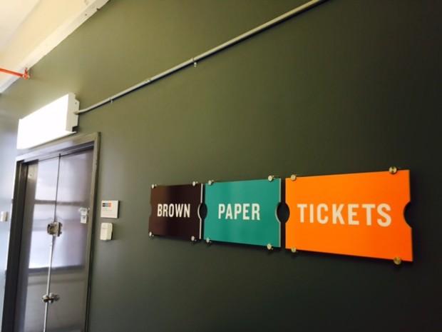 Brownpaperticket