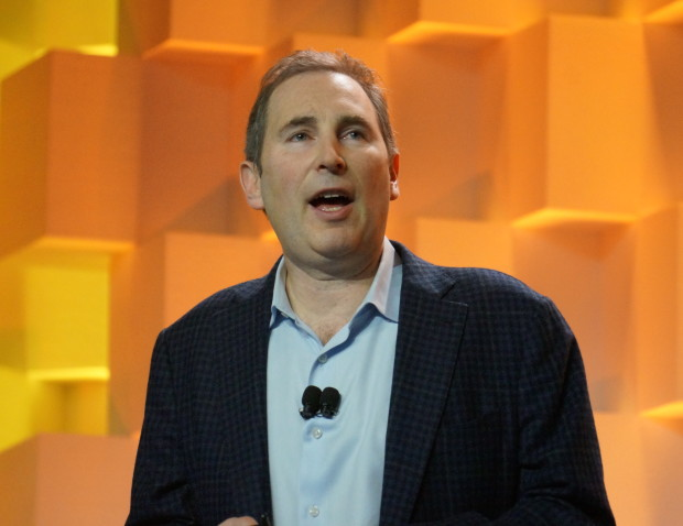 AWS chief Andy Jassy (Photo: GeekWire)