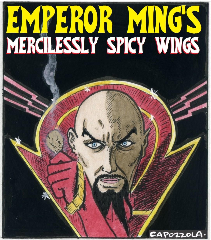 Emperor Ming [color]