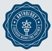 Facebook Anthology logo