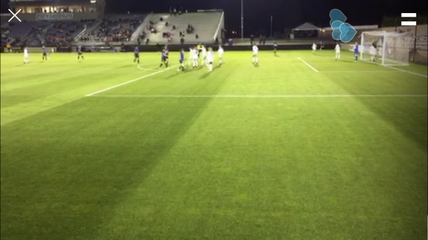 Seattle Reign FC live-streamed its game on Saturday with Periscope.