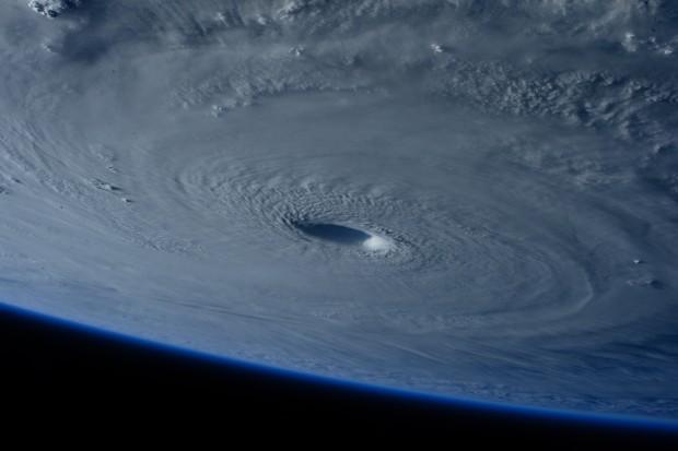 Photo via ESA/NASA/Samantha Cristoforetti