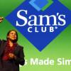 """Sam's Club CEO Rosalind """"Roz"""" Brewer. (Photo by Wesley Hitt)"""
