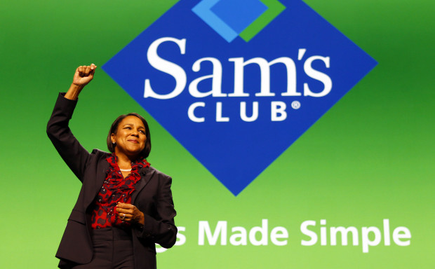 "Sam's Club CEO Rosalind ""Roz"" Brewer. (Photo by Wesley Hitt)"