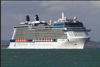 """Photo via Flickr/John Amber of Celebrity Eclipse/May or may not be actual """"Dream Boat"""" used for Dreamforce"""