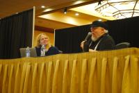 George R.R. Martin at Norwescon