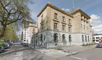 WeWork is setting up shop in the old U.S. Customs Building in Portland. Photo via Google StreetView.