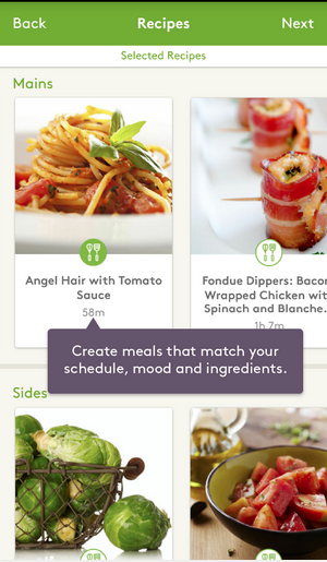 Meet cookbrite an app that recommends meals based on ingredients in now the seattle entrepreneur wants to make the process of planning shopping and cooking dinner much forumfinder Choice Image