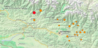 Photo via Wiki OpenStreetMap/Nepal earthquake