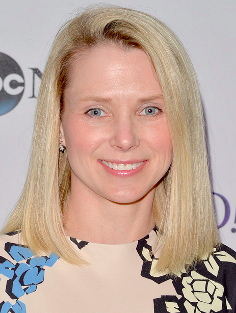 Photo via Wikipedia/Marissa Mayer