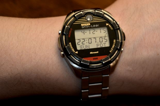 Apple Watch? Whatever. Reviewing the Timex Datalink, the ...