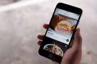 Uber is making a push to delivery food with UberEats.