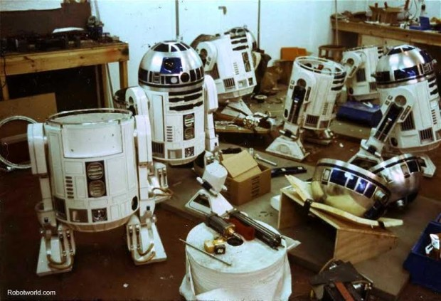 Image result for Tony Dyson R2-D2