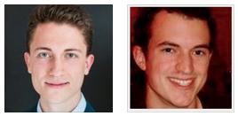 Ryan Vogel and Adam Greenberg