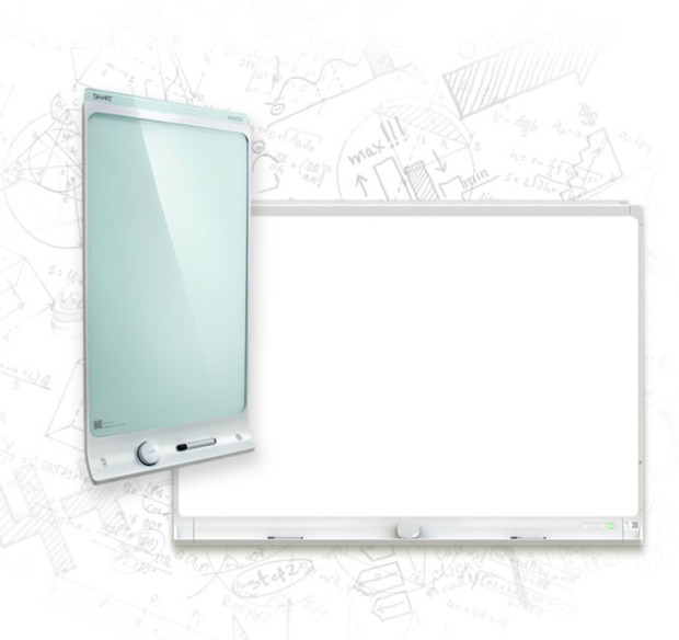 Watch out, Microsoft: SMART kapp connected whiteboard sees