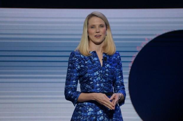 Yahoo CEO Marissa Mayer (GeekWire File Photo)