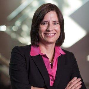 Nvoicepay CEO Karla Friede.