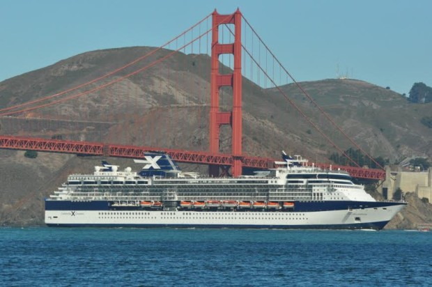 "Photo of the ""Dreamboat"" Celebrity Infinity/Celebrity Cruises"