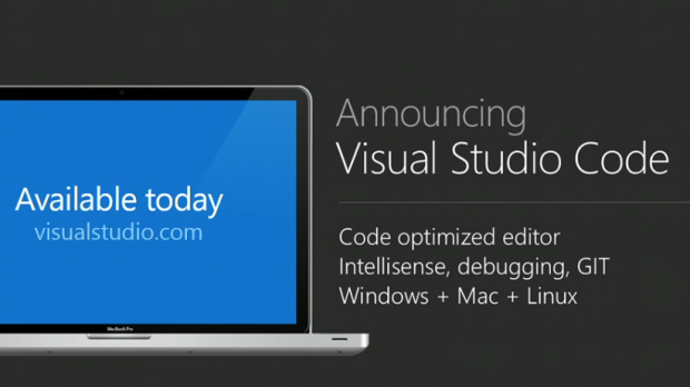 Microsoft's Visual Studio expands to Mac and Linux with new 'Visual Studio Code' development tool