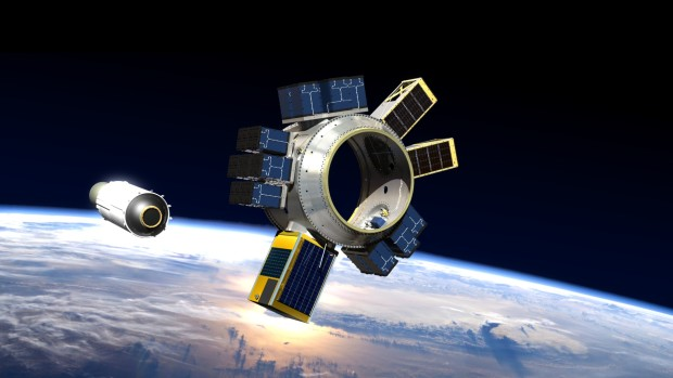 Spaceflight's SHERPA In-Space Tug offers a platform for hosting payloads for periods up to three years