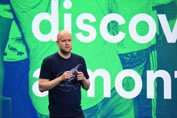 Spotify files to go public in NY