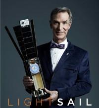 Photo via Kickstarter/LightSail/Bill Nye