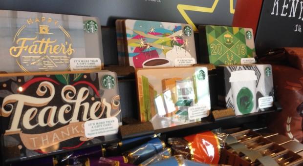 Starbucks Gift Cards Gift Ideas