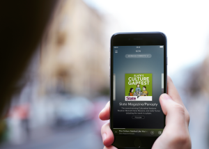 Podcasts are coming to Spotify