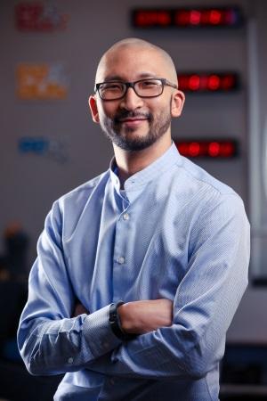 Robert Khoo of Penny Arcade