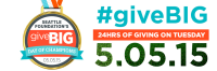 Photo via Seattle Foundation/GiveBIG
