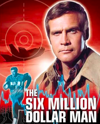 P O Via Imdb Com Six Million Dollar Man Tv Series
