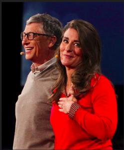Photo via Flickr/Creative Commons/Steve Jurvetson/Bill and Melinda Gates