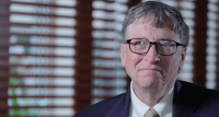 Photo via YouTube/Vox/Bill Gates