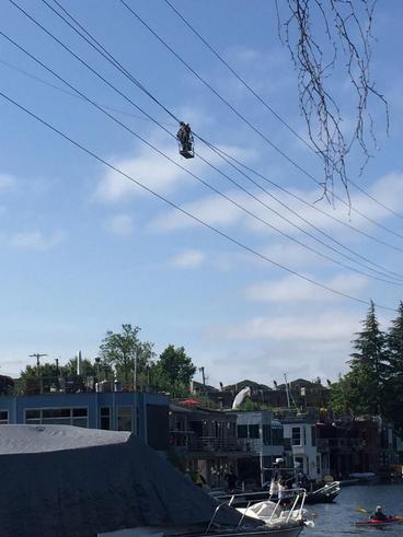 Photo via Seattle City Light on Twitter (@SEACityLight).