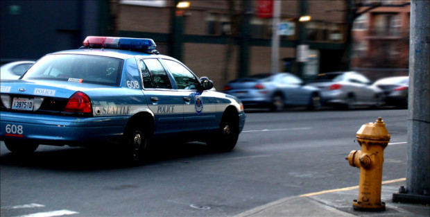 (Photo via Wikipedia/ Seattle Police by Matthew Zalewski).