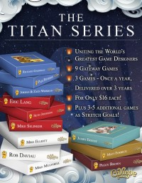 Photo via Kickstarter/Calliope Games Titan Series