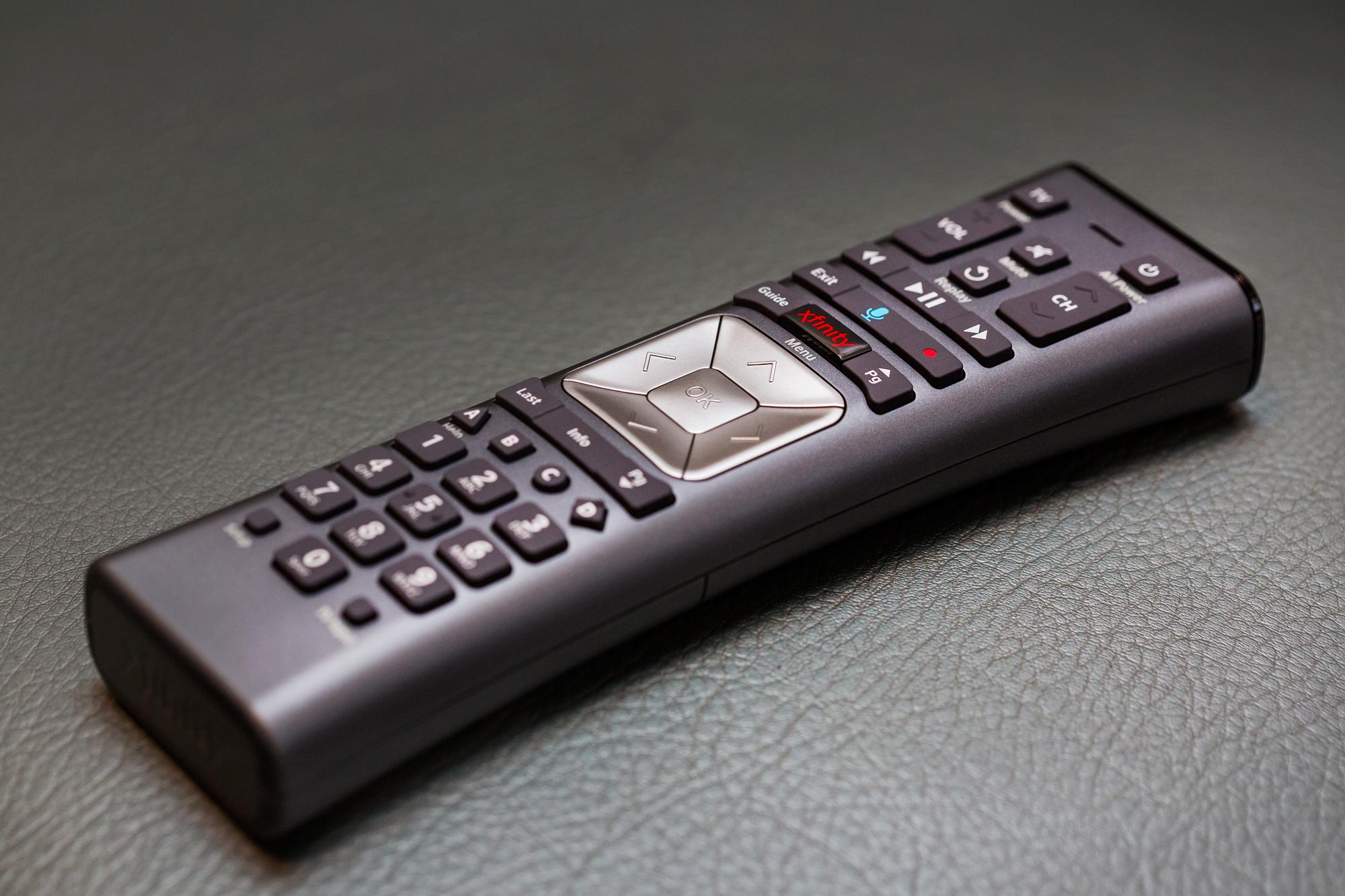 Cox Dvr remote Control manual
