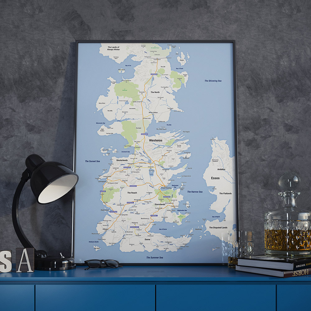 Add a little \'Game of Thrones\' style to your pad with this Google ...