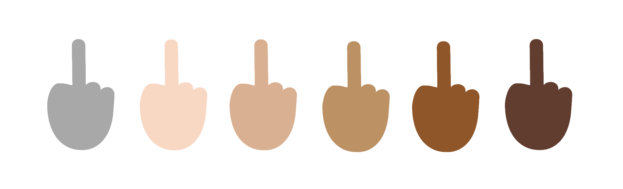 Microsoft Windows 10 Will Support That Middle Finger Emoji
