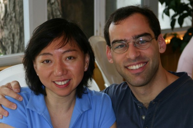 6crickets co-founders Helen Wang and Adam Costello