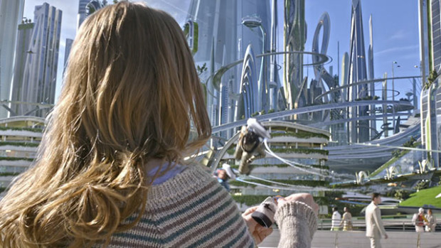 Inside 'Tomorrowland'