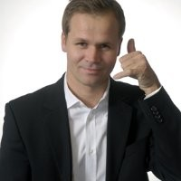 NumberCop founder Jan Volzke