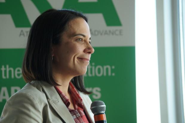 ARA Event/VP of veterinary systems at Trupanion Katie Plowman