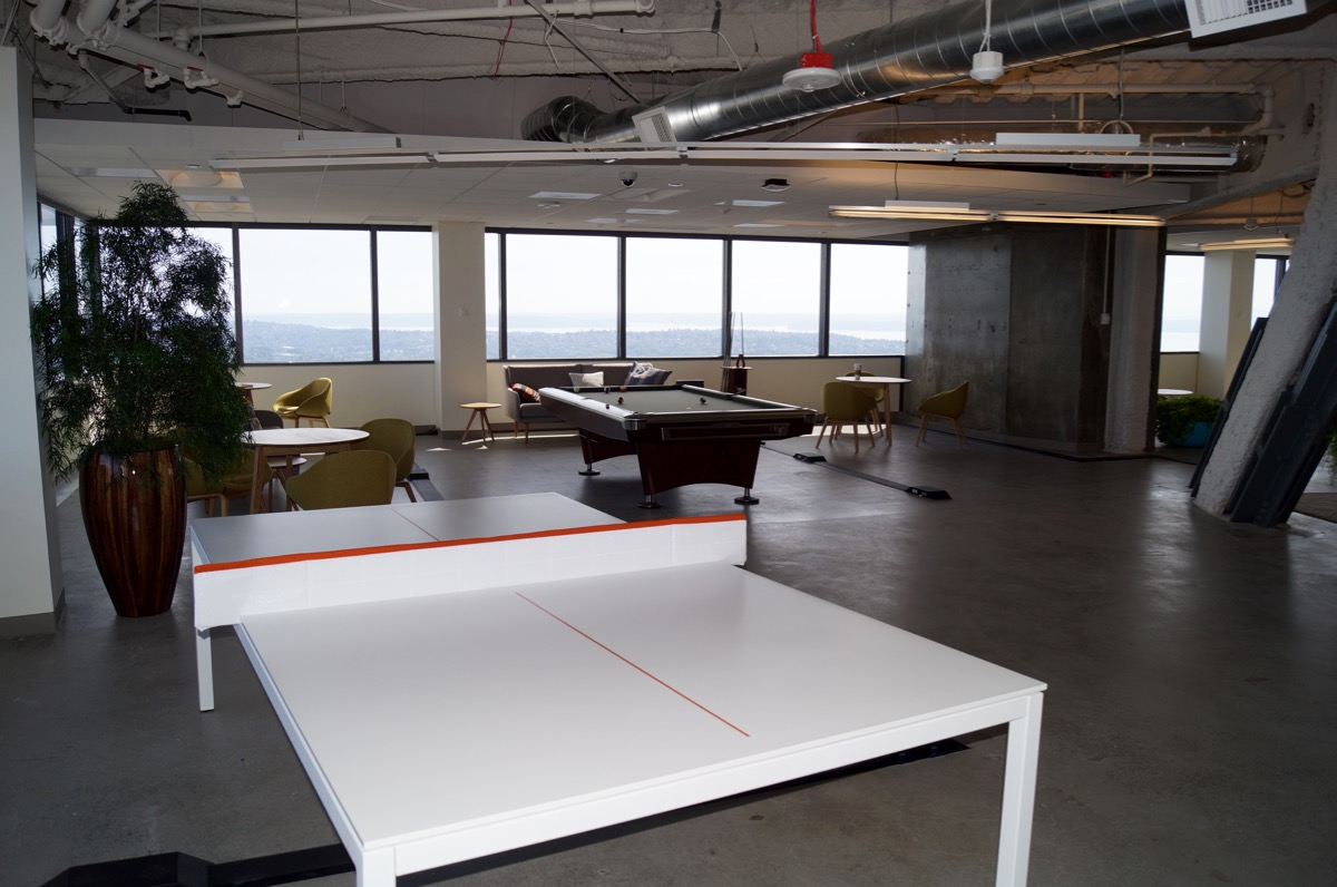 dropbox seattle office mt. Dropbox Seattle Office Mt. The Was Designed In Collaboration With Jpc Architects. Mural Mt