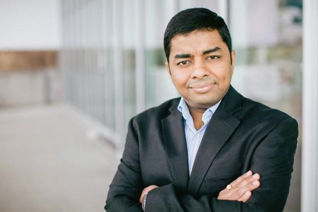 9slides founder Ruchit Garg