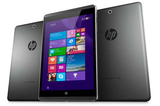 HP looks to kick iPads out of the enterprise with new business-focused Windows 10 tablet