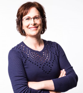 Kathleen Hogan, Microsoft executive vice president of human resources.