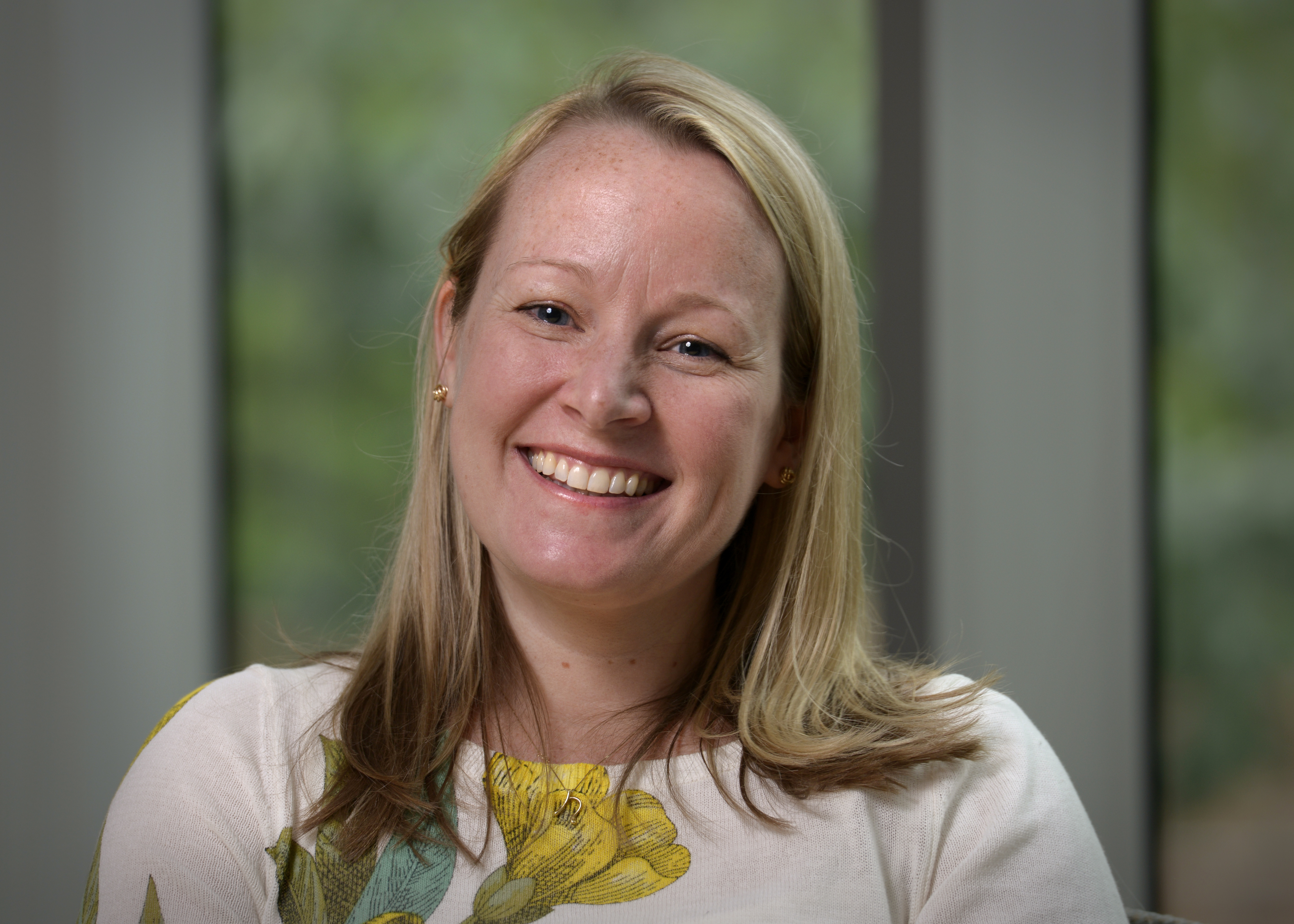 Working Geek Fred Hutch mercialization lead Nicole Robinson is