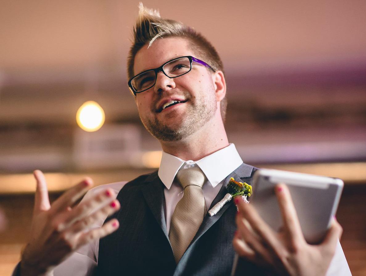 DropForge Game Designer Jonathon Loucks